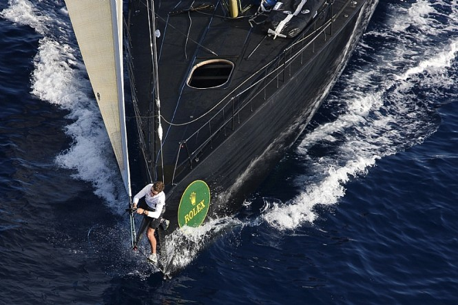 Sailing yacht JETHOU, GBR
