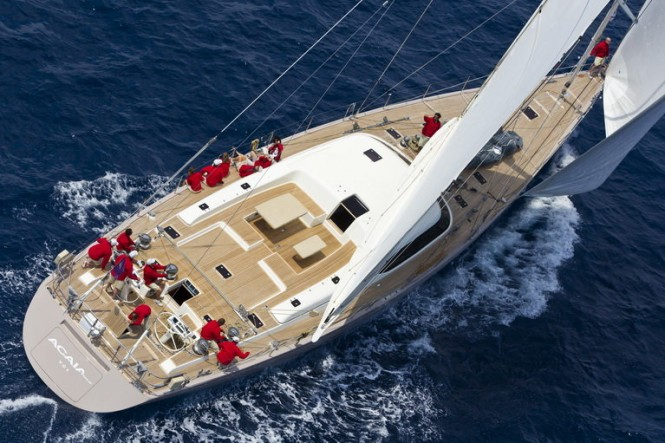 Yacht Acaia Four