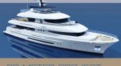 Superyacht designer Ren&Atilde;&copy; van der Velden unveils the 38m motor yacht project and platform for new 37-40m motor yacht range