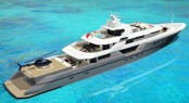 The Ruea 75m yacht - BMT Nigel Gee