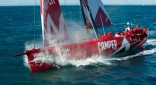 Volvo Ocean Race yacht CAMPER - Emirates Team New Zealand