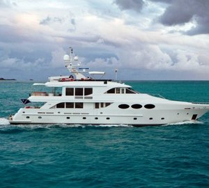Motor Yacht CHOSEN ONE - a 10 day Caribbean Yacht Charter for the price of 7