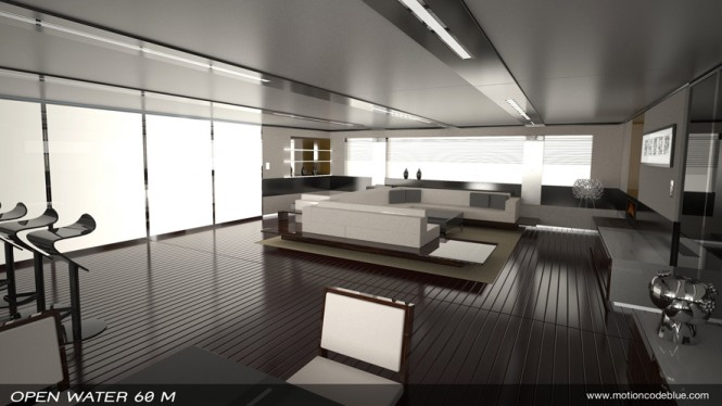 open water 60m_explorer yacht by motion code blue - interior design