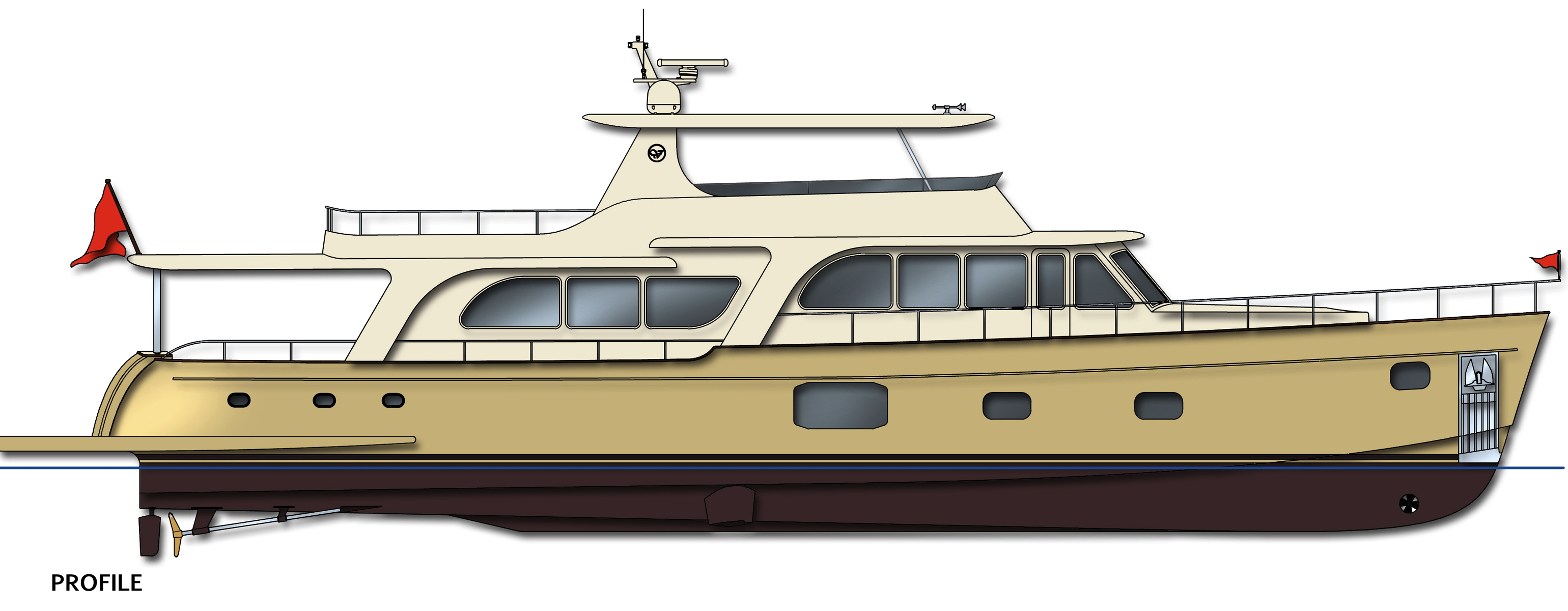 The New 100 Cruiser Motor Yacht By Vicem Yachts Yacht