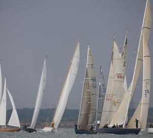 2011 Panerai British Classic Week: Lighter Conditions For Day 3