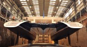 44m Pendennis superyacht catamaran Hemisphere lauched - The Worlds largest luxury Catamaran