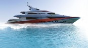 50m Motor yacht JoyMe by Philip Zepter Yachts