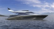 72' Motor yacht by Joachim Kinder Design to premiere at the Dubai boat show 2012.
