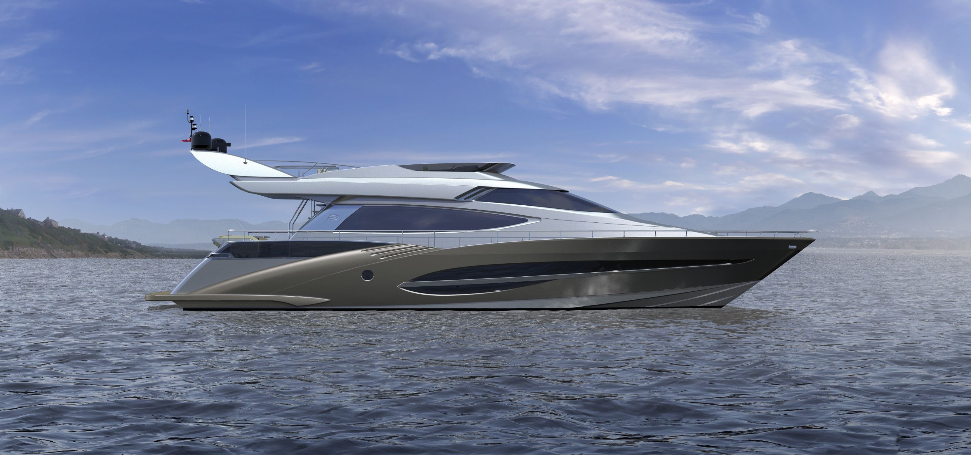 72 Motor Yacht By Joachim Kinder Design To Premiere At The Dubai 98 Ford Contour Fuse Diagram Interior Boat Show 2012 Charter Superyacht News