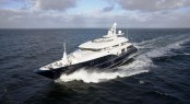 73.5m motor yacht Sapphire � A world Cruiser superyacht by Nobiskrug and NEWCRUISE - Yacht Projects & Design
