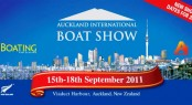 Auckland International Boat Show 2011