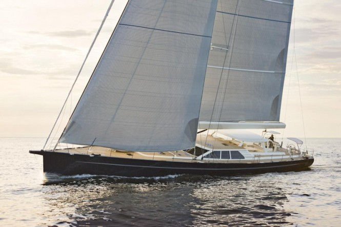 BALTIC 112 Sailing yacht Canova by Baltic Yachts and Judel/Vrolijk