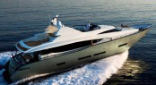 Charter Yacht Bibich - a sistership to the 2011 launched Peri 29 yacht OZONE