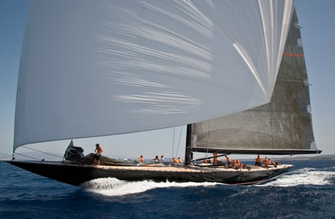 F-class sailing yacht Firefly racing debut - Credit F Class Yachts