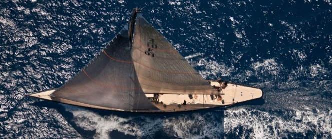 F-class sailing yacht Firefly debut at Superyacht Cup - Credit F Class Yachts