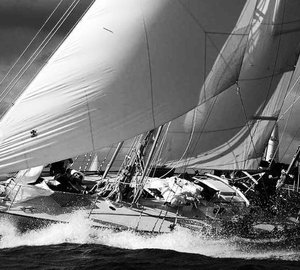 Launch of the Gipsy Moth Trust - Classic charter yacht Gipsy Moth IV gifted to charity