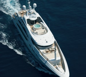 Luxury Charter Yacht ANDREAS L available for charter in September 2011