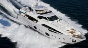 Motor yacht Desta launched by Ferretti Group � The first Custom Line 100