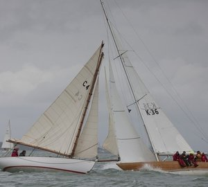 2011 Panerai British Classic Week: Tough Conditions on Day Two