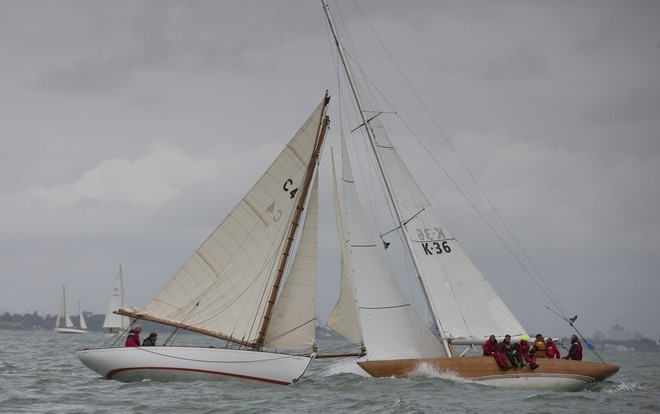 Panerai British Classic Week 2011 Day 1 of racing, The Solent, UK -  Lloyd Images ©