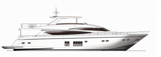 Princess 98 Motor Yacht Profile