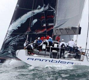 Transatlantic Race 2011: Final Start