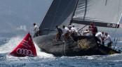 Sailing yacht RAN Region of Sardinia Trophy, 19 07 2011 © Ian RomanAudi MedCup