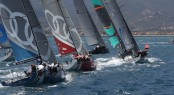 Region of Sardinia Trophy - 20 07 2011  Photo Ian Roman Audi MedCup
