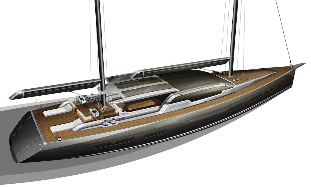 Castro Yacht Tony Castro Sailing Yacht