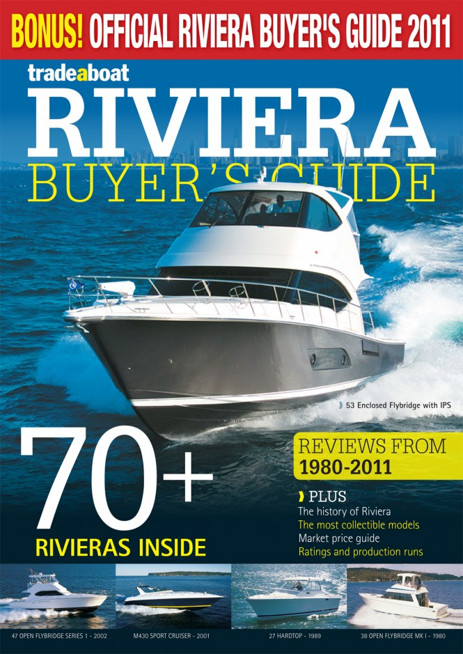 Buyer S Guide To Wardrobes: RIVIERA BUYER'S GUIDE Available Now With The Trade-a-Boat