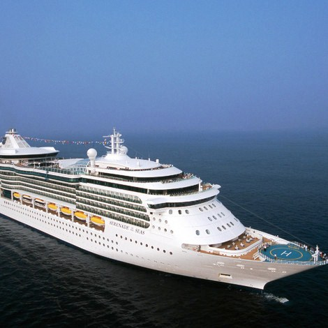Royal Caribbean International announces Serenade of the Seas' winter 2012-13 Dubai season