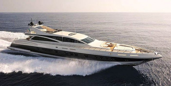 Seakeeper delivers comfort to the award winning Leopard 43m motor yacht