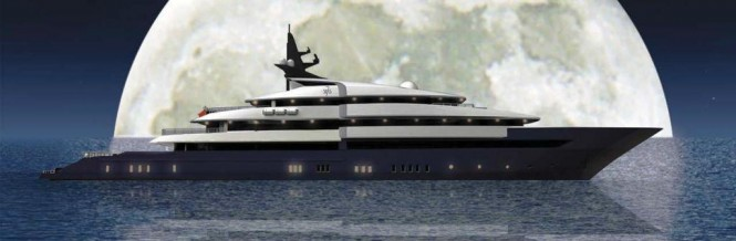 Super yacht SEVEN SEAS (ex hull Y706)  by Oceanco