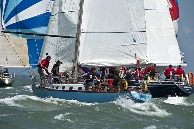 Swan European Regatta 2011: All four Class winners decided on final race