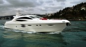 The Numarine 78� HT motor yacht