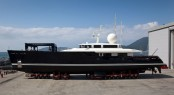 The Picchiotti Vitruvius 55 superyacht Galileo G by Picchiotti – Photo Credit Giuliano Sargentini