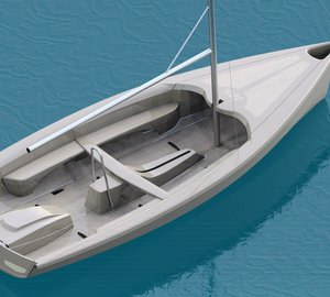 A superyacht toy for the whole family - The RS Venture sailing dinghy