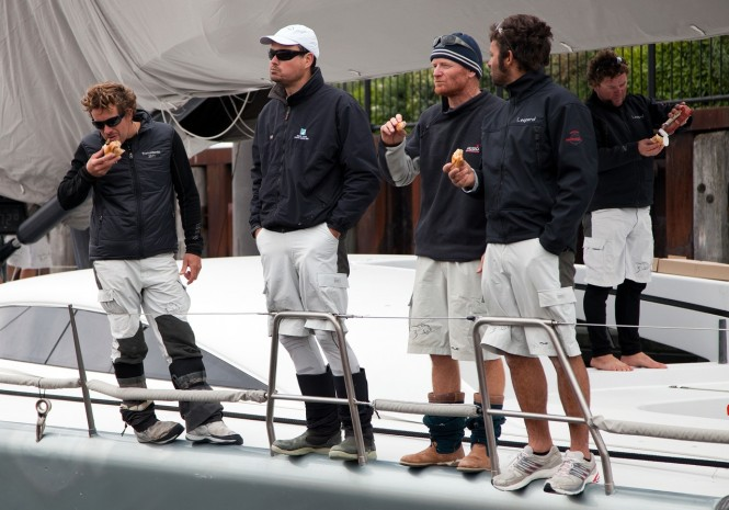 Transatlantic Race 2011 - Phaedo - Photo by Richard Langdon-Ocean Images