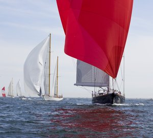 2011 Shipyard Cup: Sailing yacht Whisper Wins Day One