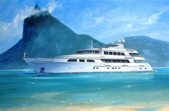 49.90m motor yacht Falcon ex T060 by Trinity Yachts