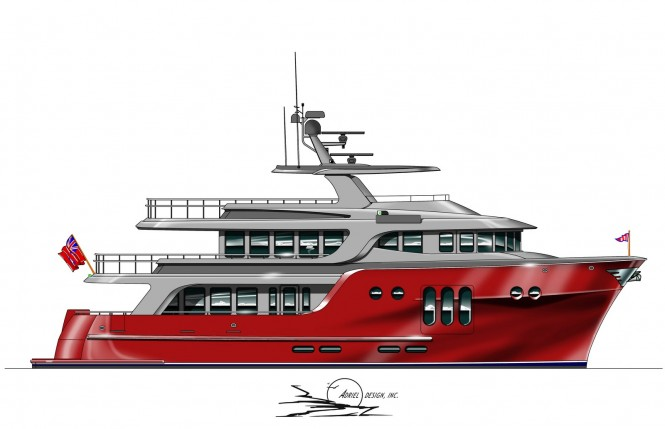 85 foot expedition yacht design by Adriel Design for Northern Marine.jpg