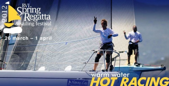 BVI Spring Regatta and Sailing Festival 2012