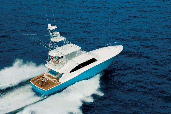 The buzz surrounding the new Bertram 64 convertible motor yacht is ...