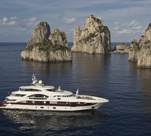 Heesen Yachts deliver four stunning yachts this summer