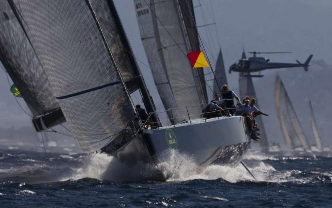 Maxi Yacht Rolex Cup 2010. Photo Carlo BorlenghiRolex.