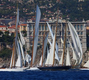 10th Monaco Classic Week-La Belle Classe: 14th to 18th September, 2011