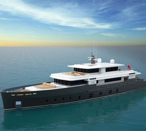 Motor yacht Essence by Kingship and Horacio Bozzo of Axis Group Yacht Design
