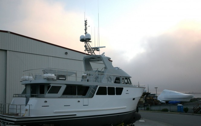 Northern Marine built 64 feet sub-chapter T compliant charter yacht by Adriel Design