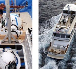 Palmer Johnson motor yacht Banyan receives Seakeeper gyros