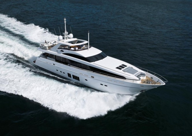 Princess 32M Yacht